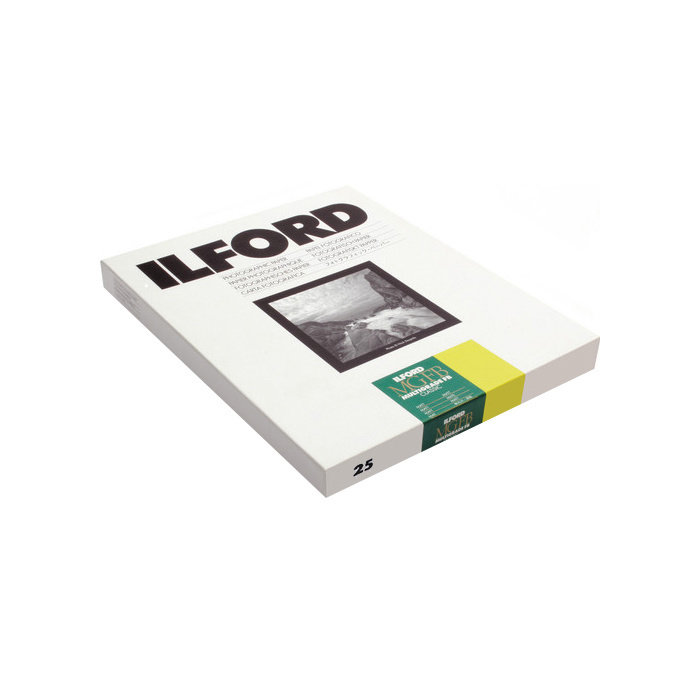 "Ilford Multigrade FB Classic Matt Variable Contrast Paper (8 x 10"", 25 Sheets)"