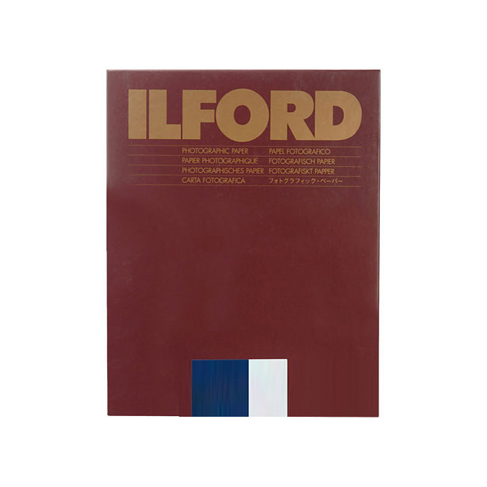 "Ilford Multigrade Warmtone RC Paper (8 x 10"", Pearl, 25 Sheets)"