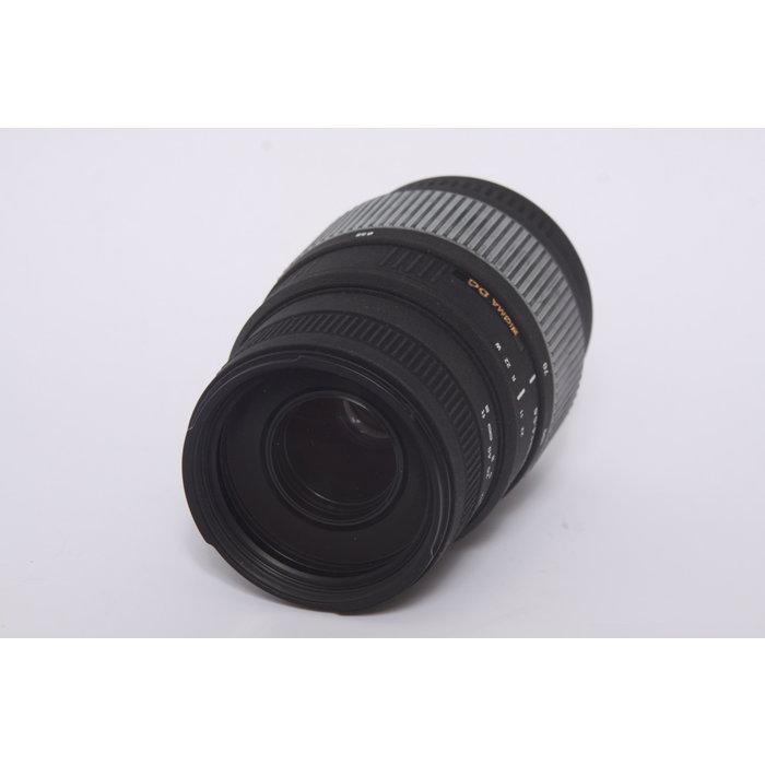 Sigma 70-300mm f/4-5.6 DG Macro - Canon
