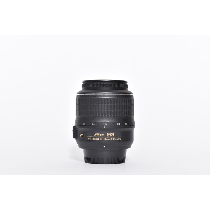 Nikon AF-S 18-55mm f/3.5-5.6 G VR II