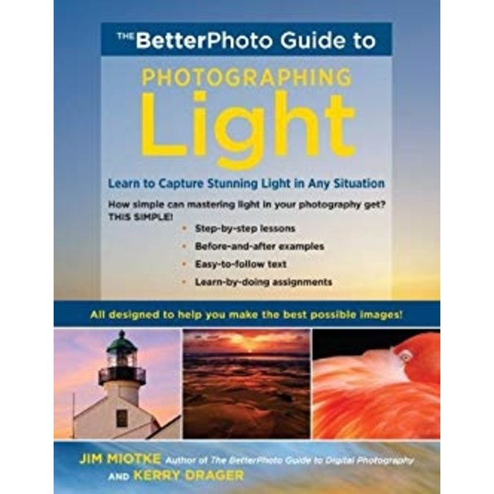 BetterPhoto Guide to Photo. Light