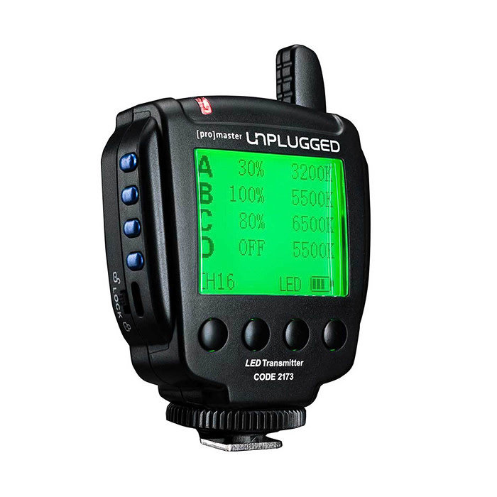 ProMaster Unplugged LED Transmitter for LED500D
