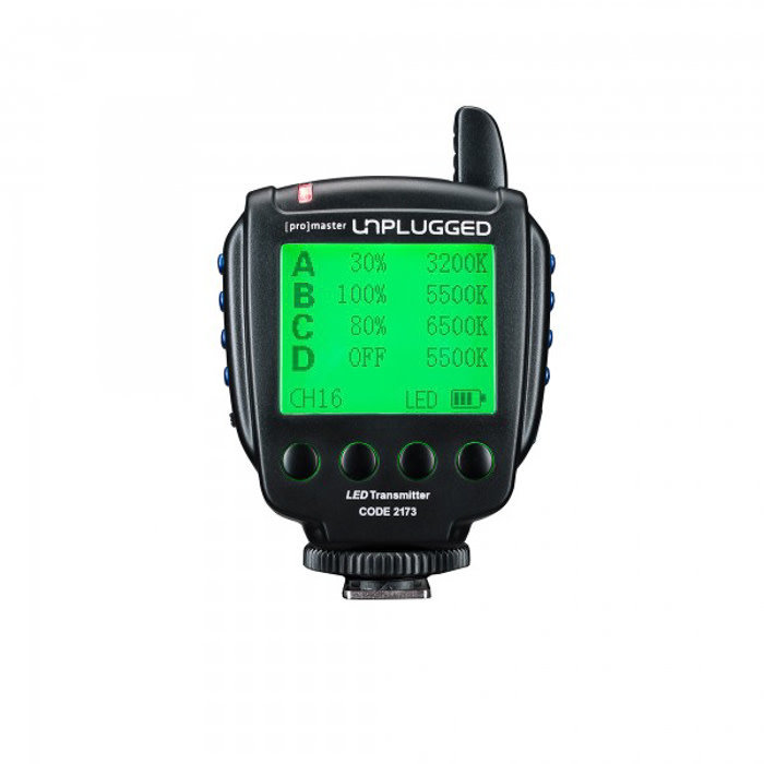 ProMaster Unplugged LED Transmitter for LED500D