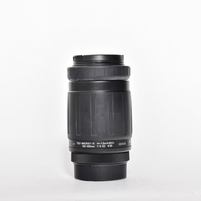 Tamron 100-300mm - Pentax