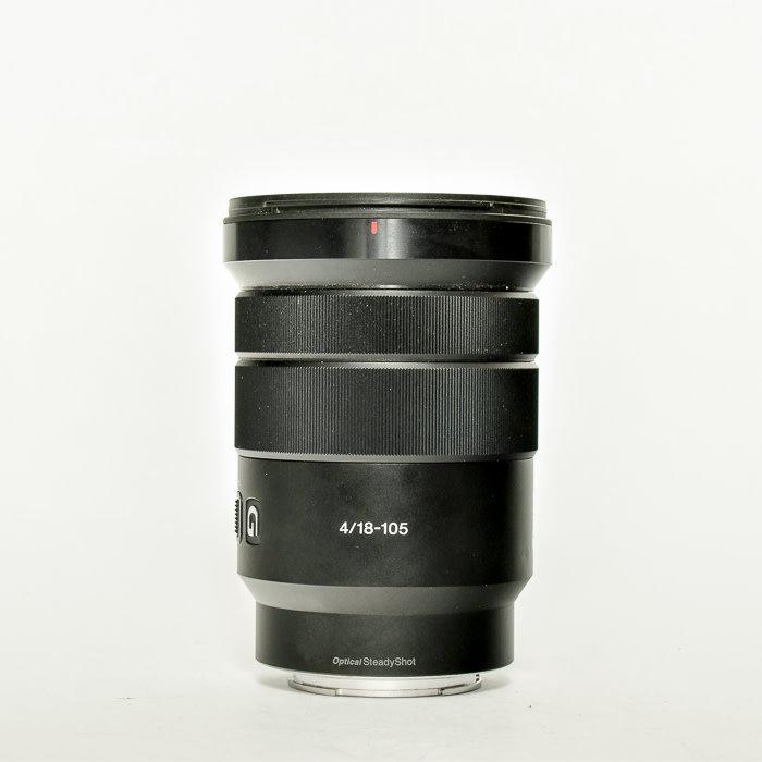 Sony E 18-105mm f/4 G