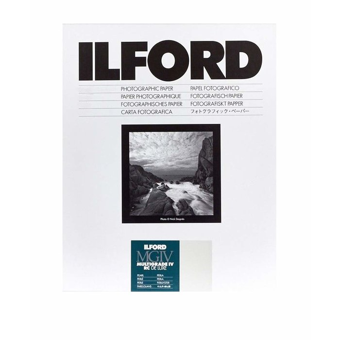 Ilford MGIV Pearl RC Deluxe 11x14 - 10 ct