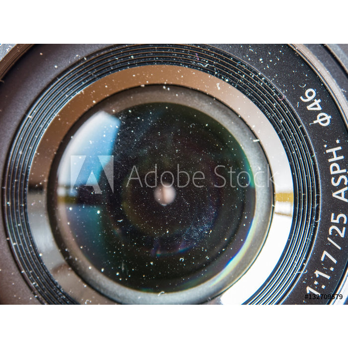 General Lens Cleaning