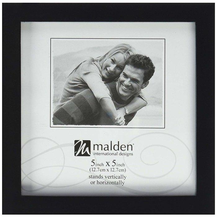 Malden Black (8x12)
