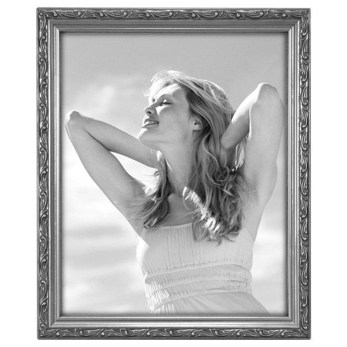 Malden Bezel Silver Wood 8x10 Frame