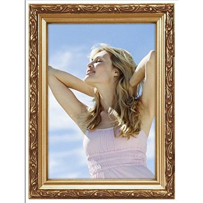 Malden Gold Bezel Frame 4x6