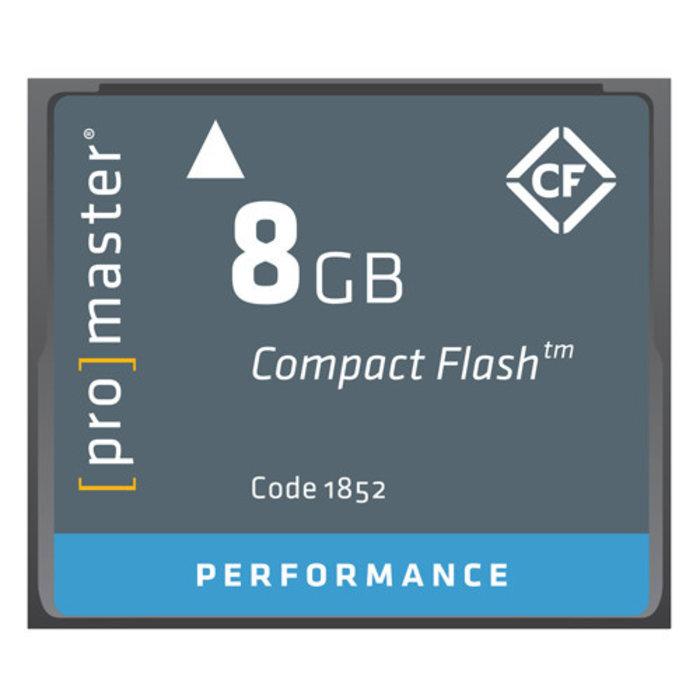 ProMaster CF 8GB Performance