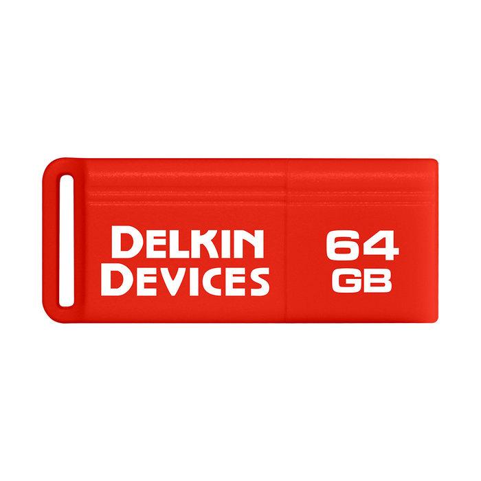 Delkin PocketFlash USB 3.0 Drive 64GB