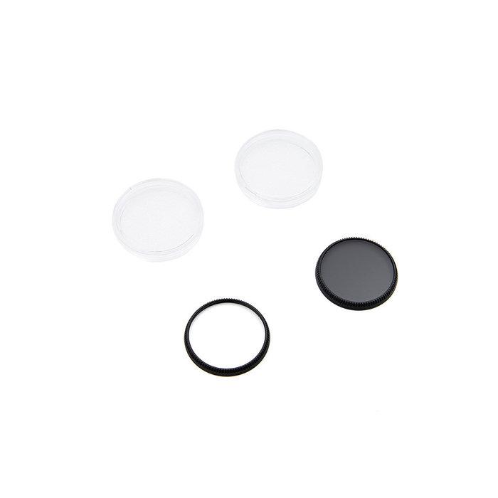 DJI Zenmuse X3 Filter Kit - Clear/ND4