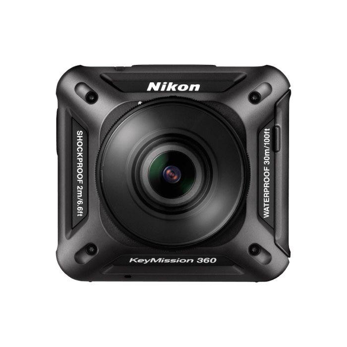 Nikon KeyMission 360 - Black