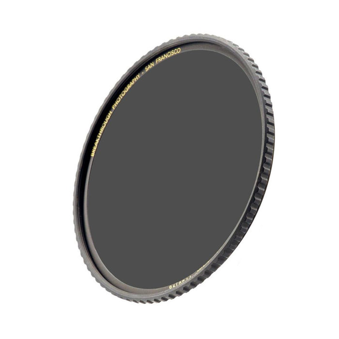 Breakthrough Photography X4  3-stop Neutral Density Filter
