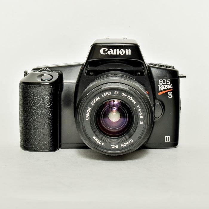 Canon Rebel S II w/ 35-80mm f/4-5.6 III