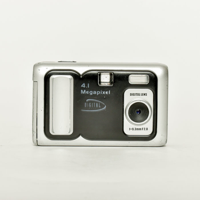 Digital Lens 4.1 Megapixel 9.3mm f/2.8