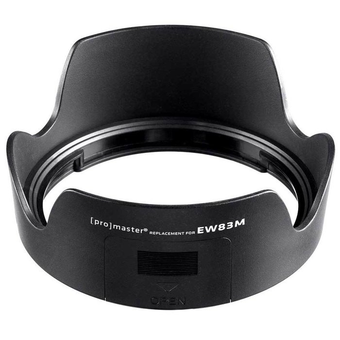 ProMaster EW-83M Replacement Hood for Canon