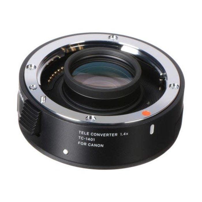Sigma TC-1401 1.4x Teleconverter - Canon