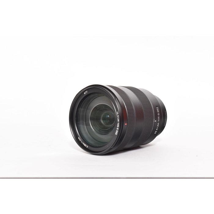 Sony FE 24-105mm f/4 G OSS