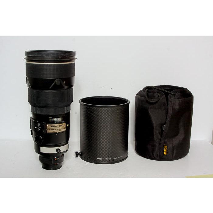 Nikon Nikkor 300mm F/2.8 D ED IF AF-S II