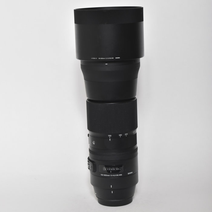 Sigma 150-600mm f/5-6.3 DG - Contemporary