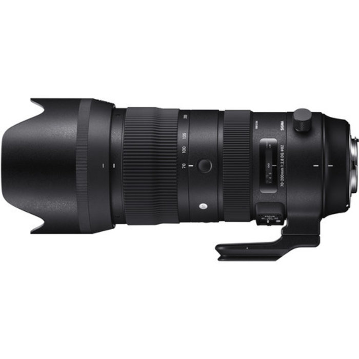 Sigma 70-200mm f/2.8 DG OS HSM Sports - Canon EF