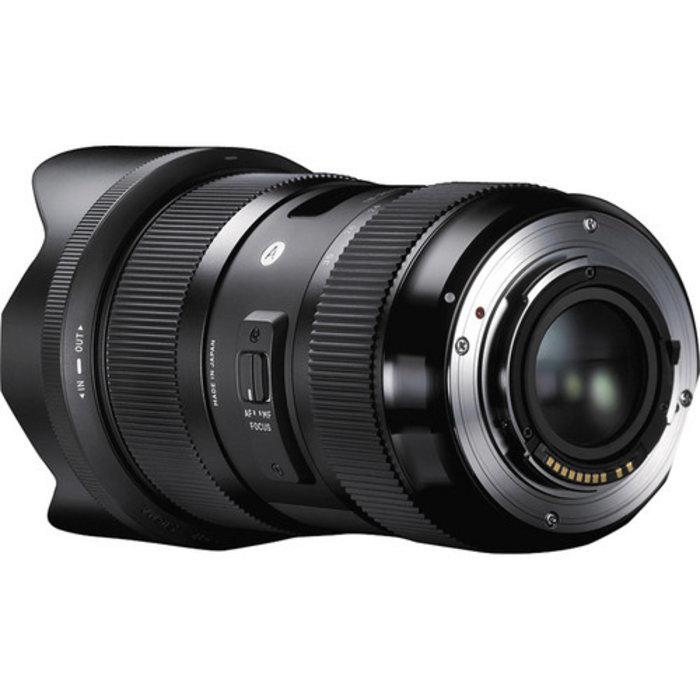 Sigma 18-35mm f/1.8 Art DC HSM - Canon