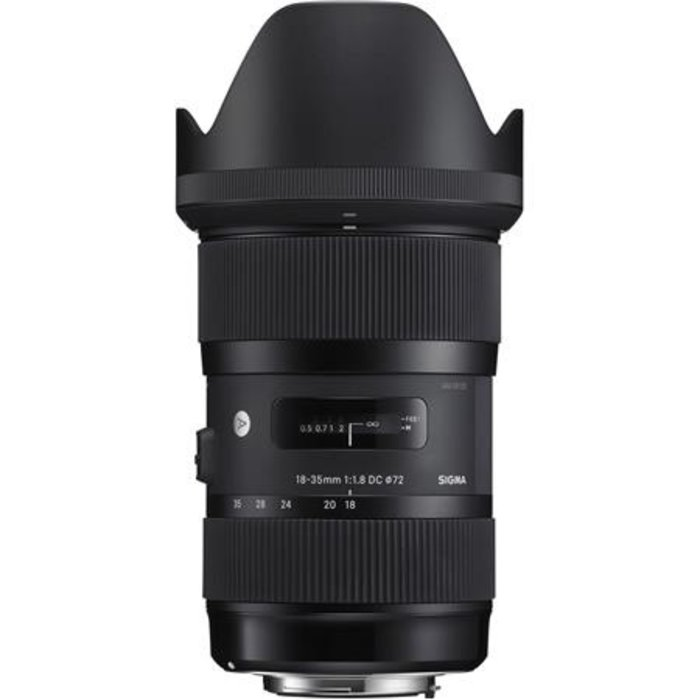 Sigma 18-35mm f/1.8 Art DC HSM - Canon