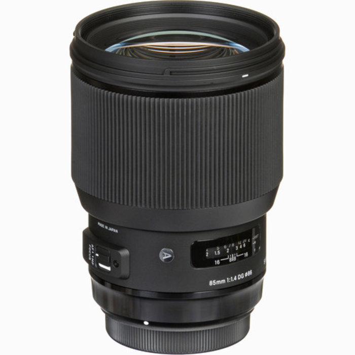 Sigma 85mm f/1.4 Art DG HSM - Nikon