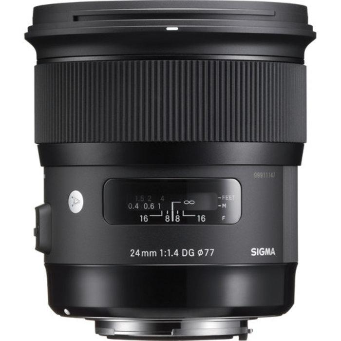 Sigma 24mm f/1.4 Art DG HSM - Nikon