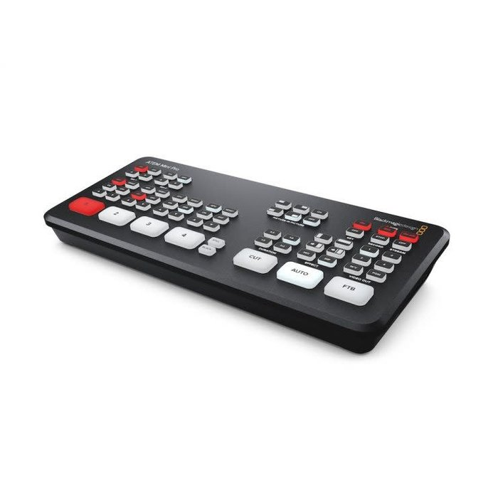 Blackmagic Design ATEM Mini Live Production Switcher PRO