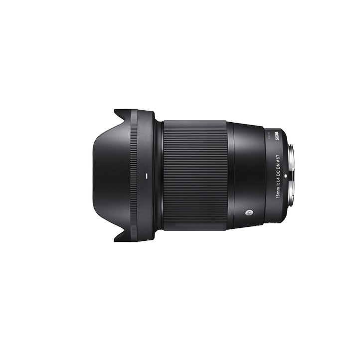 Sigma 16mm f/1.4 DC DN Contemporary Lens (Micro Four Thirds)