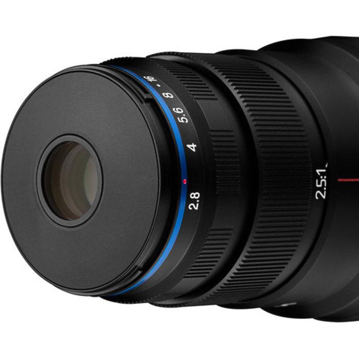 Laowa 25mm f/2.8 2.5-5X Ultra Macro for Sony E