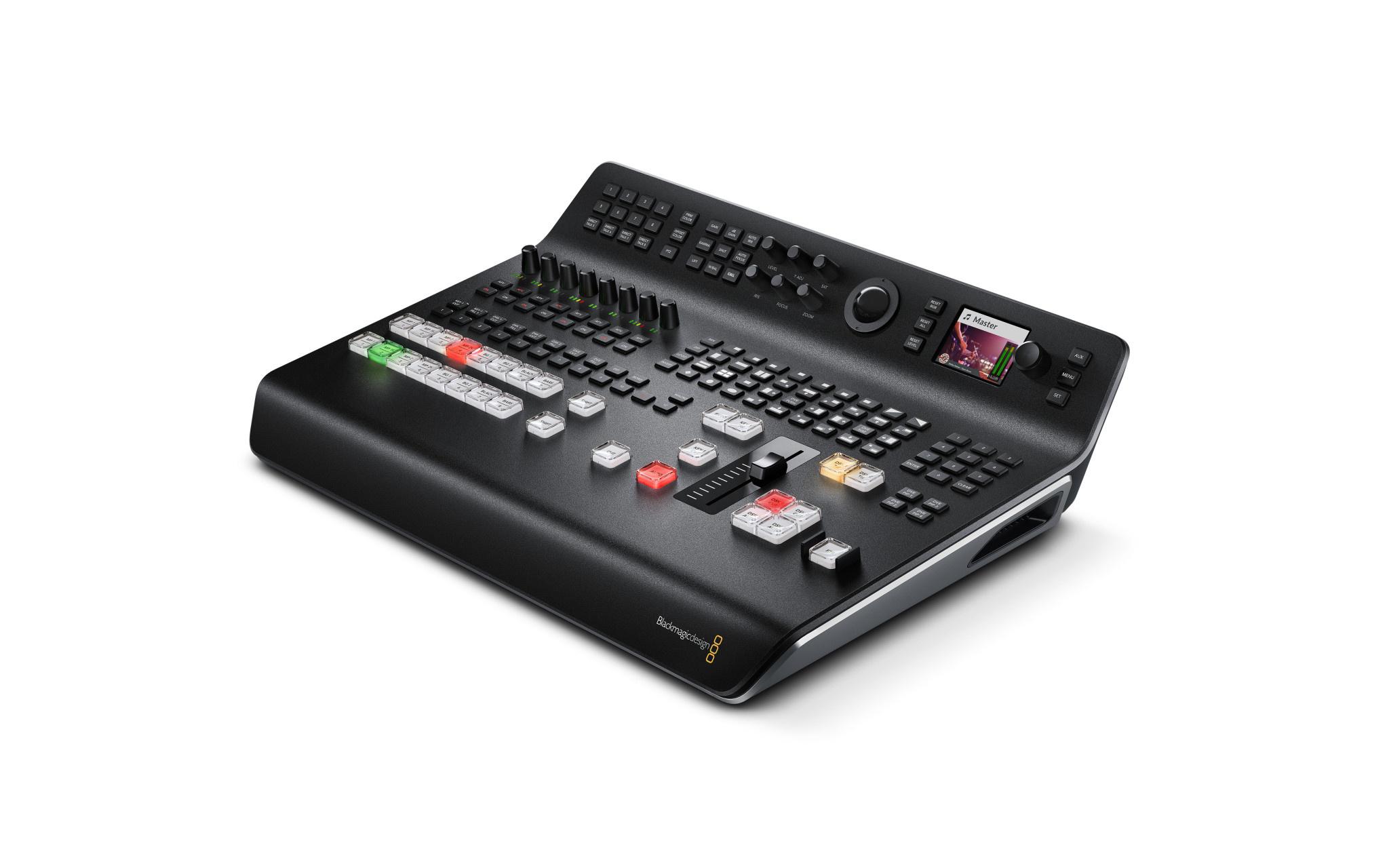Blackmagic Design Atem Television Studio Pro Hd Switcher Asap Photo And Camera