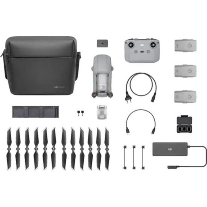 DJI Mavic Air 2 Drone Fly More Combo with Remote Controller