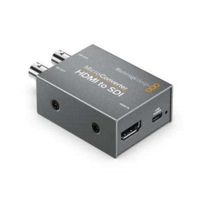 Blackmagic Design Micro Converter - HDMI to SDI with Power Supply