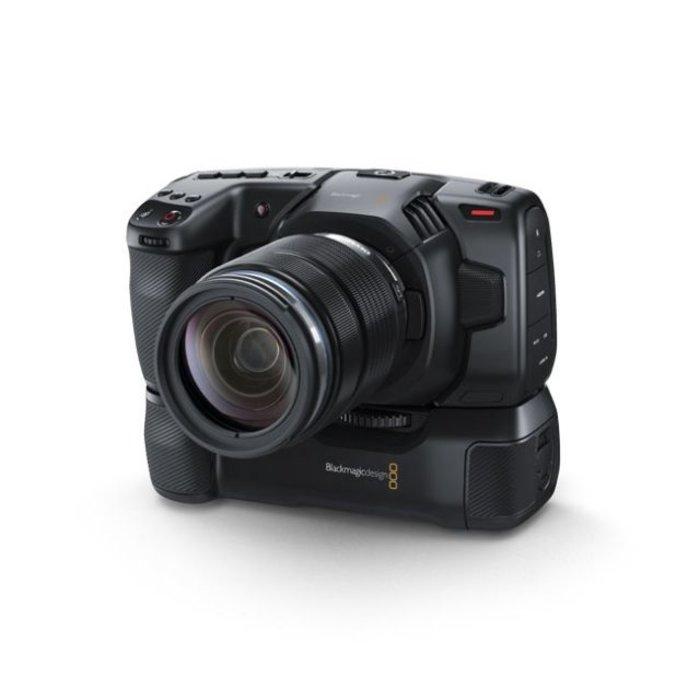 Blackmagic Design Pocket Cinema Camera 6K/4K Battery Grip