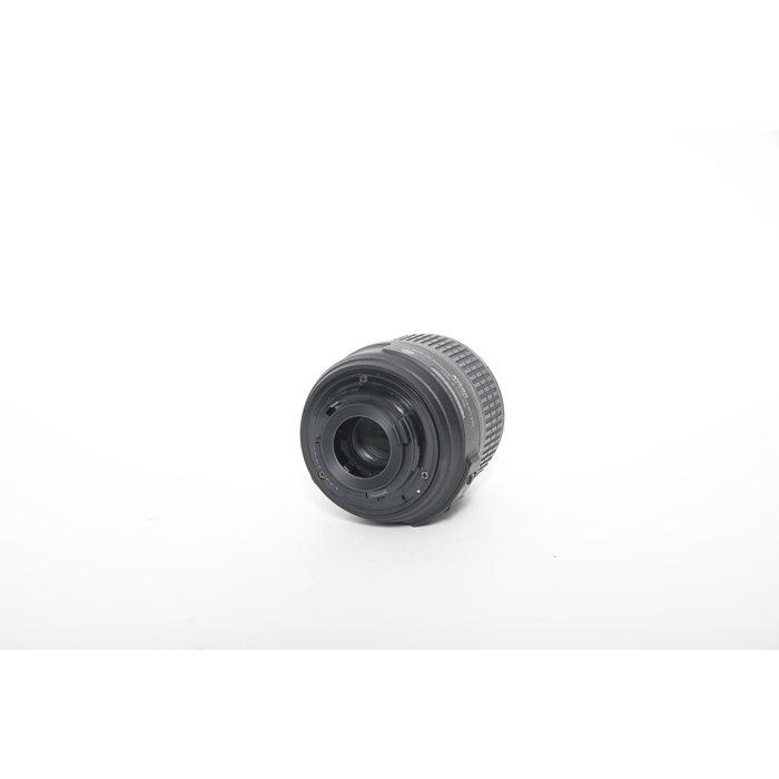 Nikon AF-S 18-55mm f/3.5-5.6 G DX VR II