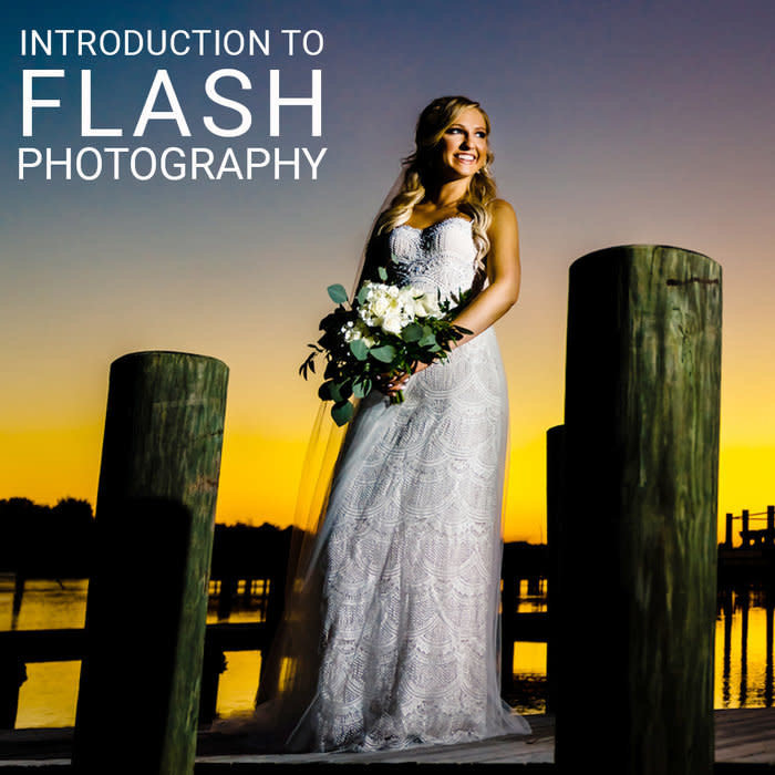 Intro to Flash Photography *Online* (June 11th)