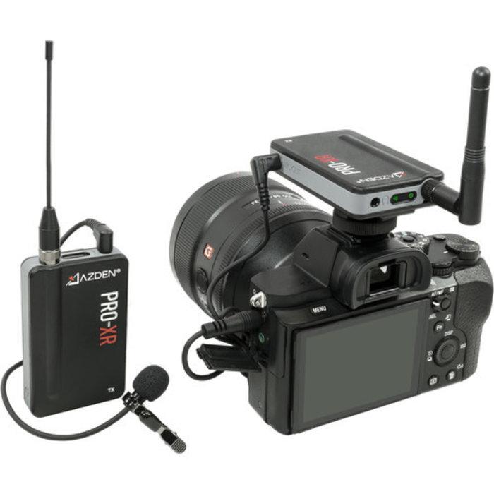 Azden PRO-XR 2.4 GHz Wireless Microphone System