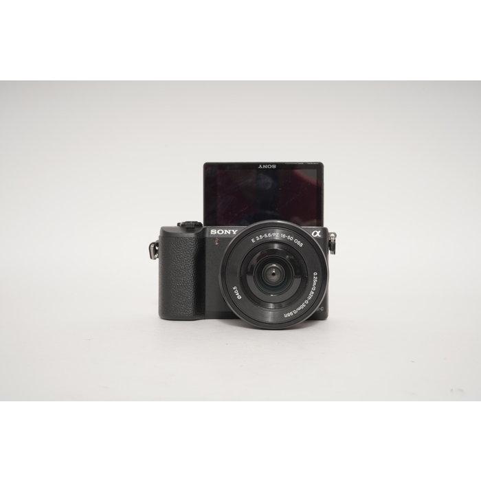 Sony a5100 w/ 16-50mm f/3.5-5.6