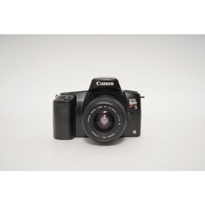 Canon EOS Rebel S II