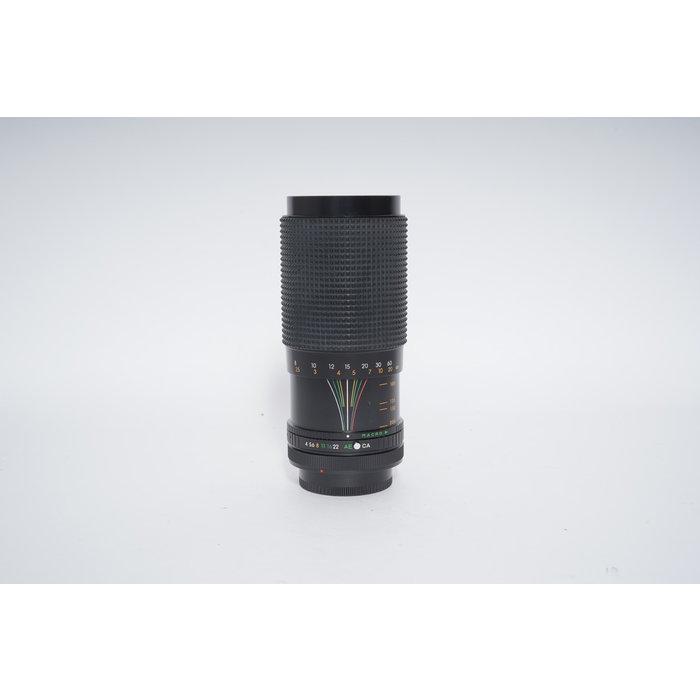 Sears 80-200mm f/4 - Canon FD
