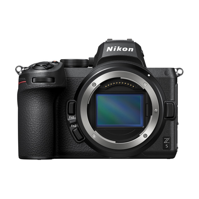 Nikon Z5 FX-format Mirrorless Camera Body