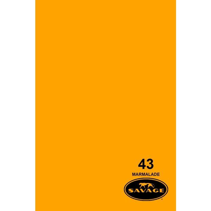 "Savage 107"" Seamless Paper Marmalade"