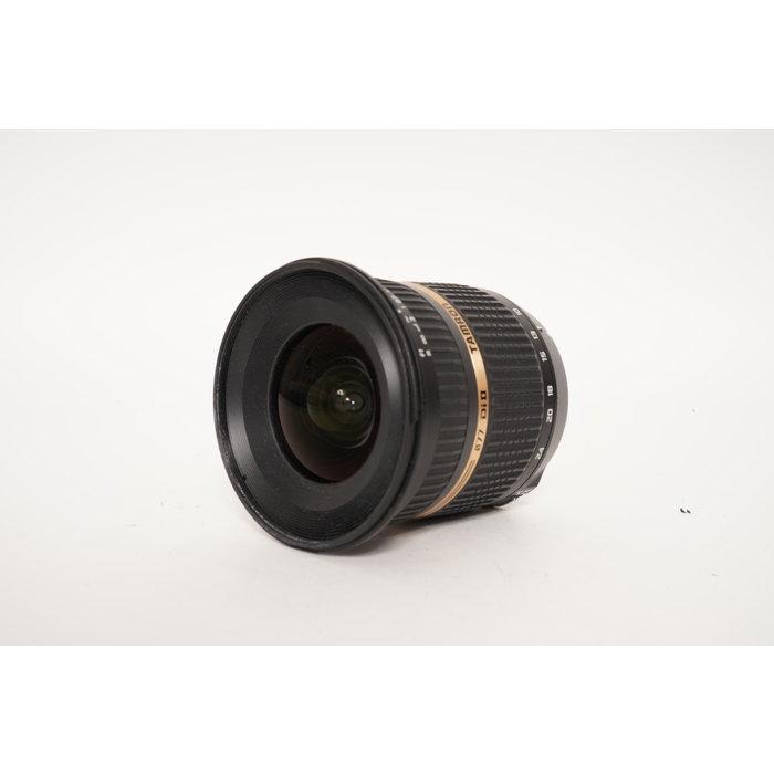 Tamron SP 10-24mm f/3.5-4.5 DI II LD - Nikon