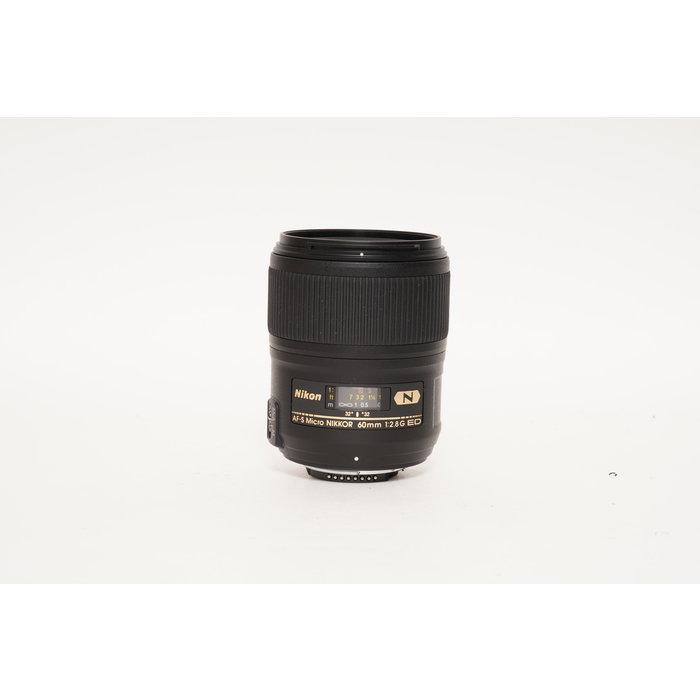 Nikon AF-S Micro 60mm f/2.8G ED