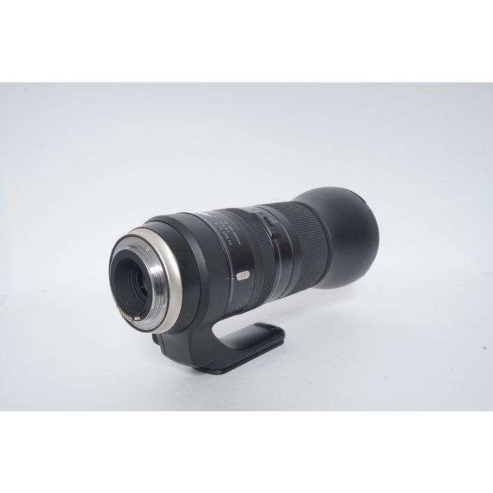 Tamron SP 150-600mm f/5-6.3 Di VC USD G2 -Canon