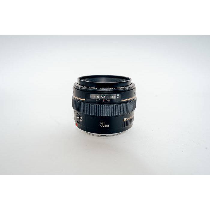 Canon EF 50mm f/1. 4 USM